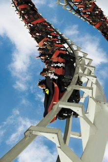 Bald im neuen Look and Feel: Die Speed Snake im Fort Fun